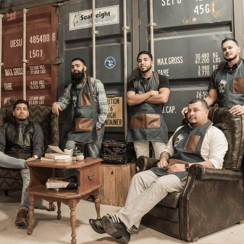 The Spot Barbershop Careers | classic grooming services in a modern setting