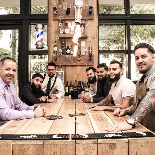 Coral Gables Barbers | The Spot Barbershop | Miami