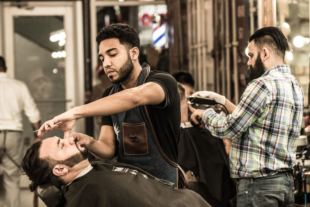 Classic grooming services the spot barbershop miami traditional winobraniefo Gallery