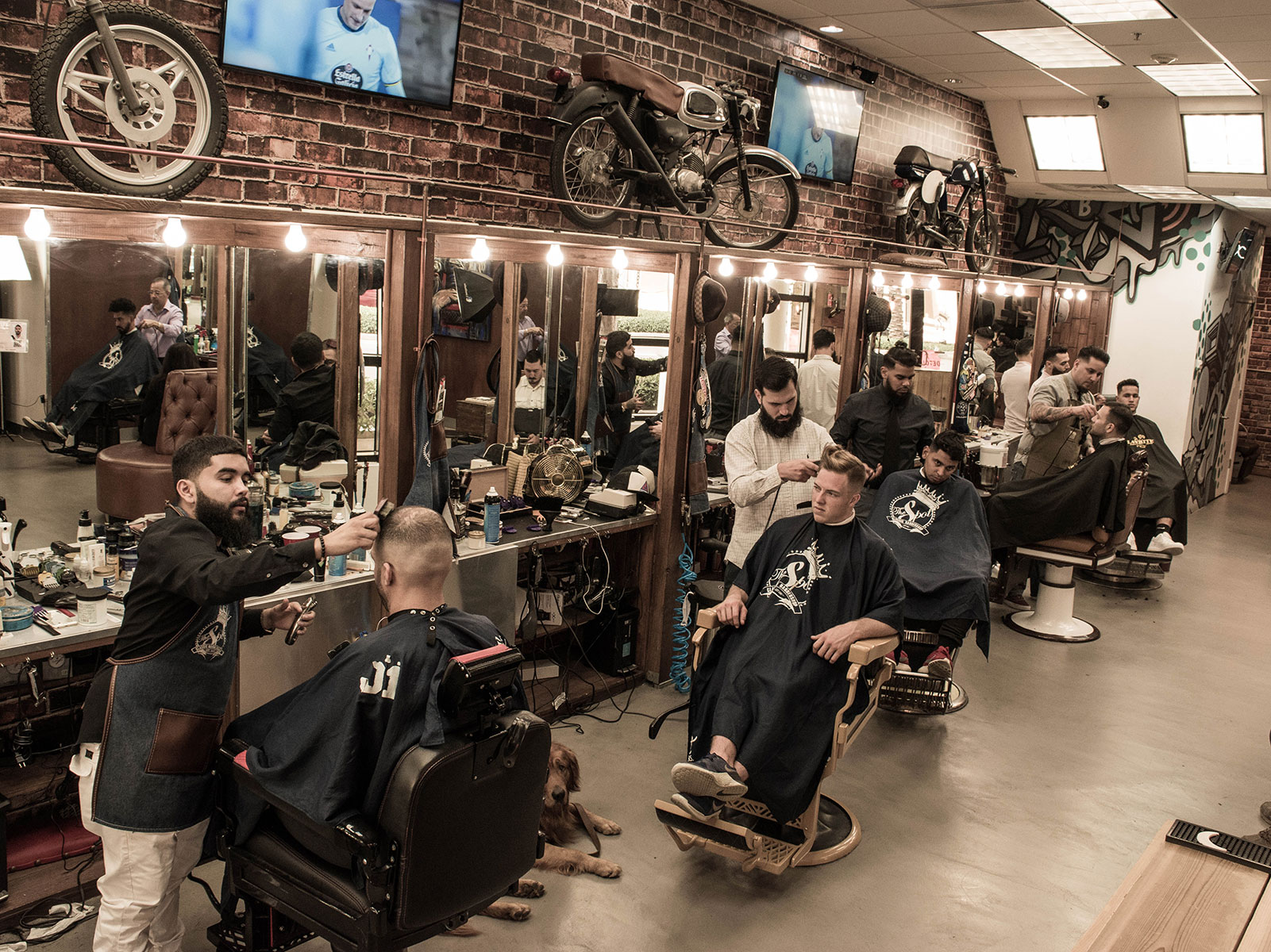 Coral Gables location | The Spot Barbershop | Miami