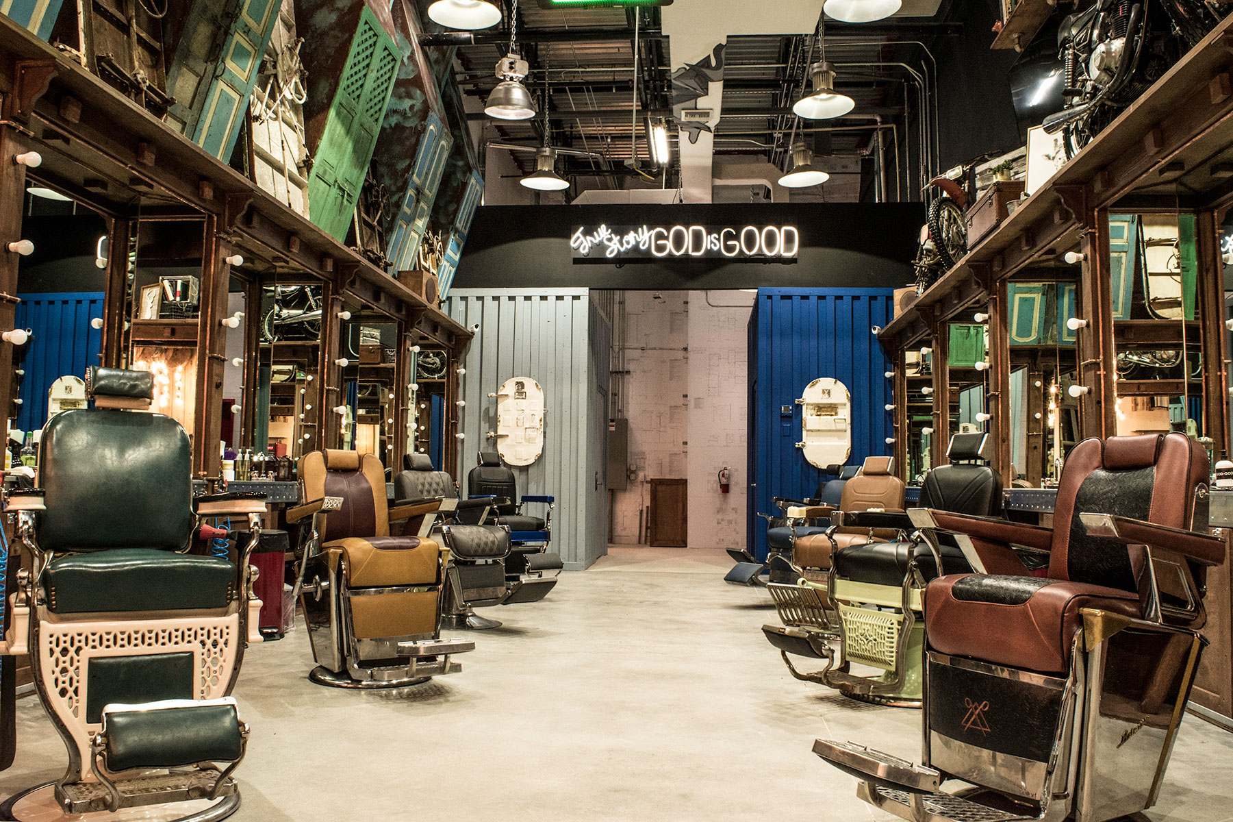 The Spot Barbershop Downtown Doral | Now open!