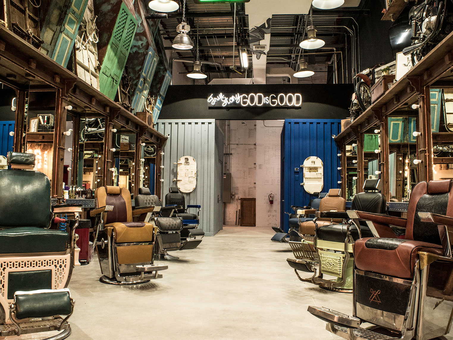 Doral Downtown Location | The Spot Barbershop | Miami