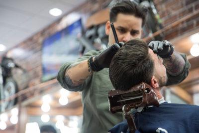 Classic Barber Haircut   Barbershop Miami