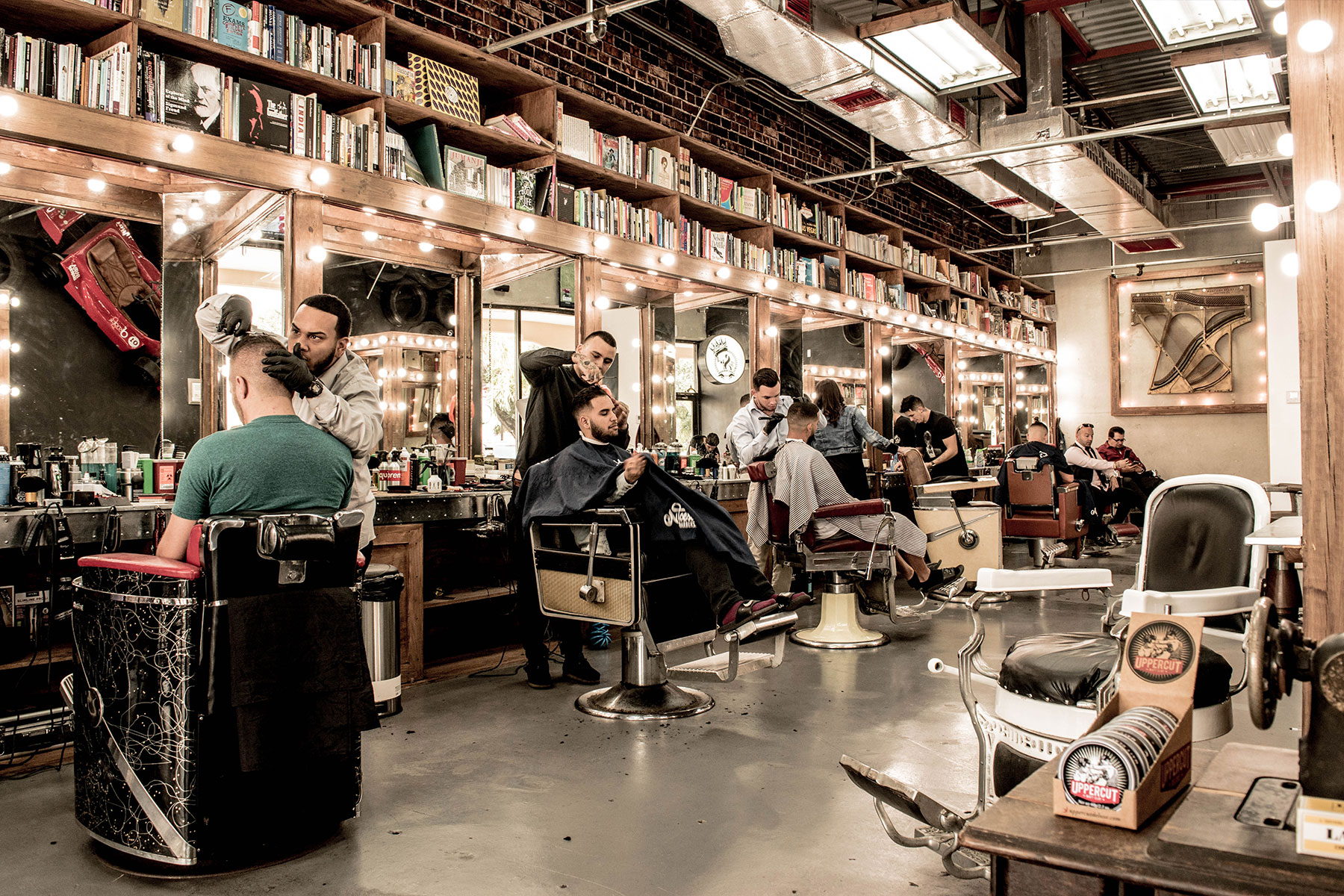 The Spot Barbershop | 67th street location | Miami
